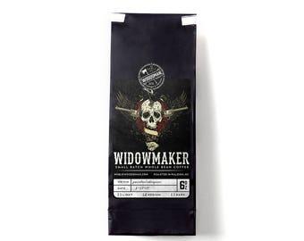 Widowmaker Whole Bean Coffee | Organic | Fair Trade