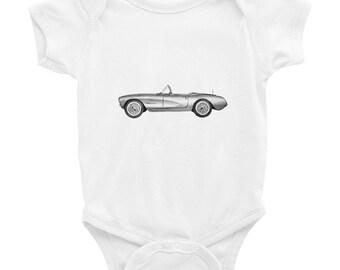 corvette corvette gifts corvette onesies corvette onesie baby boy gift funny baby gift baby shower gift cute onesies hipster onesies