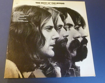 The Best Of The Byrds Greatest Hits Volume II Vinyl Record KC 31795 Columbia Records 1972