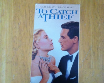 To Catch a Thief (VHS, 1996) Grace Kelly
