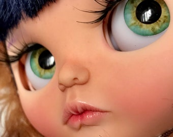 REDUCED Ooak Blythe Lily Rose