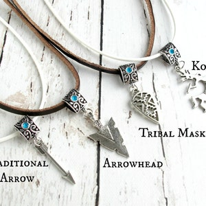 Boho Jewelry-Hippie Necklace-Boho Necklace for Women-Arrow Jewelry-Arrow Tribal Necklace-Boho Charm Necklaces-Boho Necklaces for Teen Girls