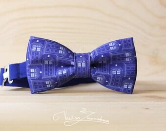 TARDIS Bow tie - Bowtie