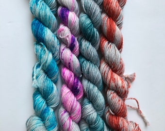 Intermission (Mini Skein Set)