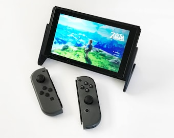Nintendo Switch Stand Slim 45 Degree Angle | Easy to Carry & Travel With | Lightweight Nintendo Accessory | Multiple Colors | Slide On/Off