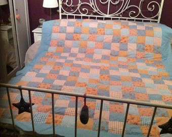 Patchwork Quilts - made to order custom quilts