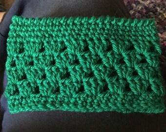 Emerald Wave boot cuffs