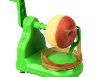 NEW! Peel Apple lightweight plastic crank very easy of use