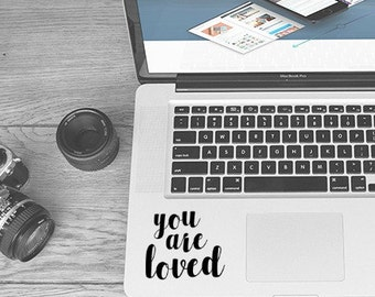 You Are Loved Decal | Love Decal | Vinyl Decal | Car Decal | Laptop Decal | Notebook Decal | Mirror Decal | Vinyl Decal | Planner Accessory