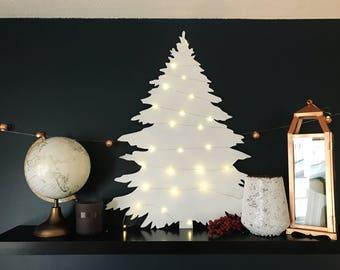 Metal Modern Christmas Tree | Modern Christmas Decor | Minimalist Christmas Tree