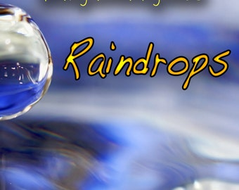 "Relaxation Music CD for Calming, Meditation, Yoga, Anxiety, Panic Attacks, Sleep and Healing - ""RAINDROPS"""