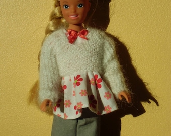 ISA 26 outfit for skipper type dolls