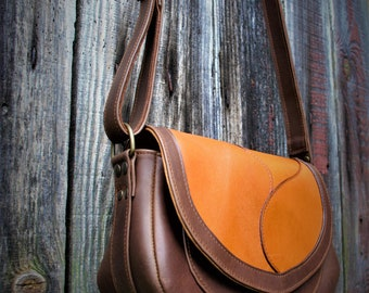 handbag leather p' little Bohemian