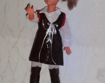 Doll outfit for cathy Bella Cathie, gege Dolly clothes.