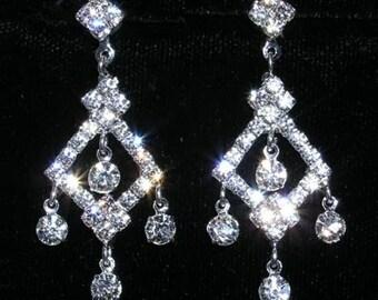 Style # 13983 - Asian Drop Post Earring