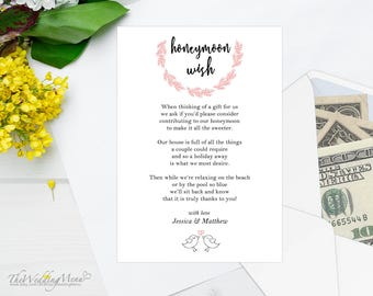 honeymoon fundraiser honeymoon fund honeymoon wish honeymoon ideas printable asking for money template honeymoon poem pdf honeymoon diy 008