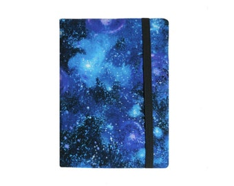 Kindle Case Cover Kindle Paperwhite Case Cover Amazon Kindle Fire HD 7 8 Nook Glowlight 3 Case Nook Glowlight Plus Outer Space Galaxy Blue