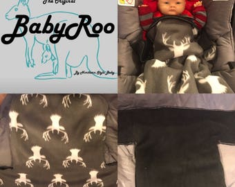 Deer BabyRoo Car Seat Pouch- size original