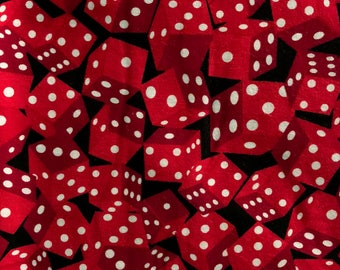 Timeless Treasures, Red Dice