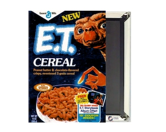 E.T. Cereal Magnet