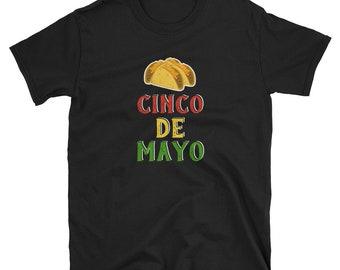 Tacos - Cinco De Mayo Mexican Fiesta - No Siesta - Mexico Party  T-Shirt