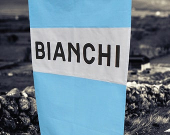 Bianchi T-towel