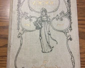 Emma: Volume Two by Jane Austen (1900)