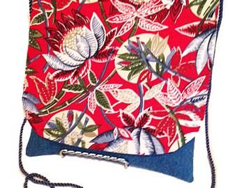 Bobbie- beach purse