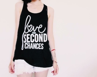 Love and Second Chances Tank