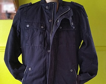 Men's Diesel Jacket, Size S, Lightweight Casual Jacket, Men's Outerwear, Diesel- Christmas Gifts Ideas