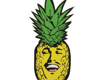 James Franco x Pineapple Express Iron-On Patch