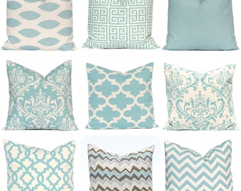 Popular Items For Blue Pillow Covers