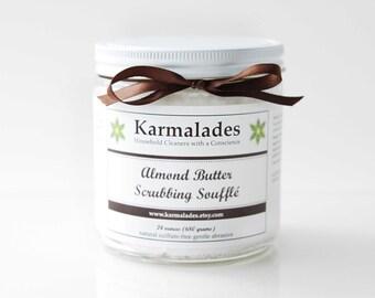 24 oz. Almond Butter Scrubbing Souffle