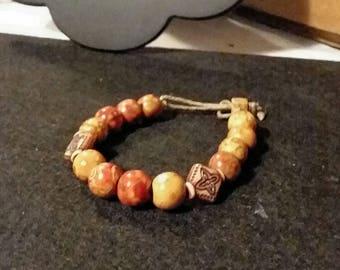 Exotic Essential Oil Diffuser Bracelet