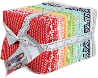 Basics by Bonnie & Camille 40 FQ Bundle 100% cotton