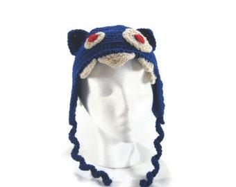 PATTERN Monster Hat