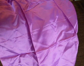 Rhodia Silky Feel Scarf in Purple / Lilac – No 31 - Made in Italy – Water Repellent - Vintage Fashion Scarf