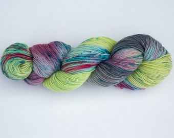 Wool hand dyed hand knitted crochet supply handdyedwool Tricotcolor creative notions dye tricotcolor knit weave