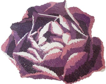 The Glass Mosaic Rose
