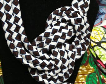 African print jewellery