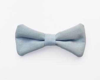 Magnetic bow - light blue