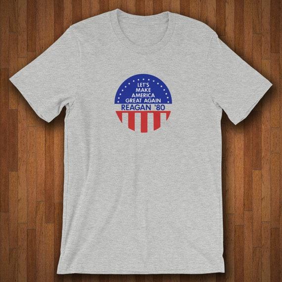 let s make america great again ronald reagan 1980