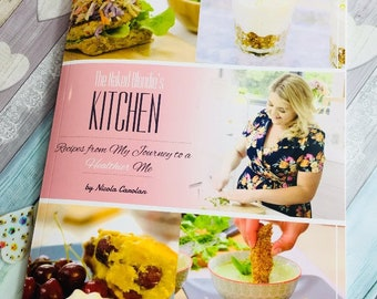 AJ6D400e, The Naked Blondie's Kitchen - CookBook Bundle - healthy eating.