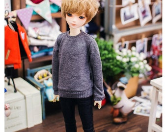 MSD Knit Basic MTM - Gray