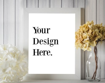 Custom You Design Digital Printable 8x10 Wall Art