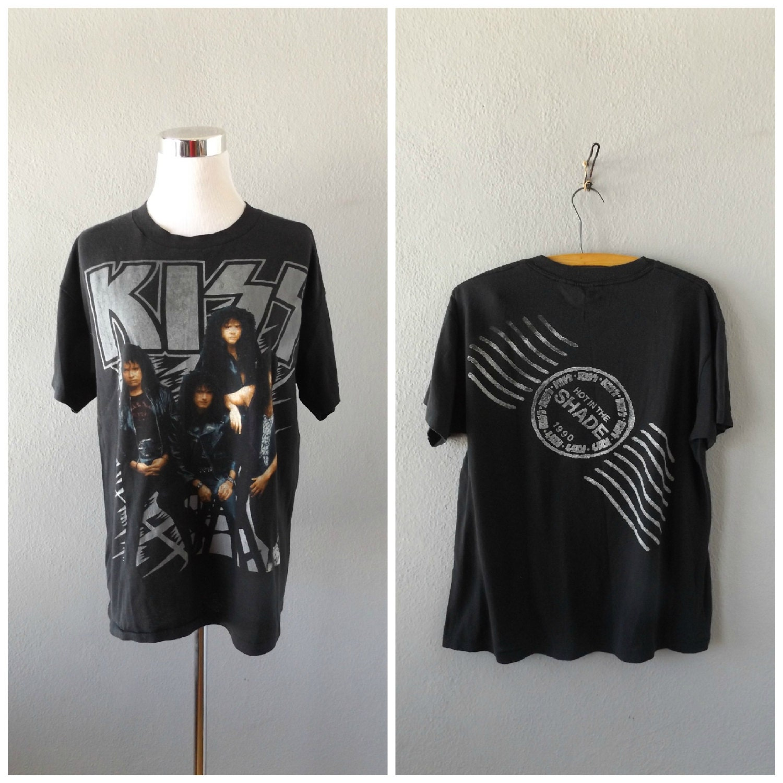 Kiss Hot In The Shade Tour Shirt