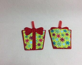 Christmas gift card holder.