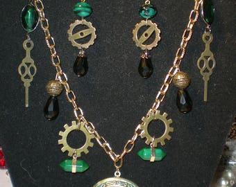 Lady Loki Locket set
