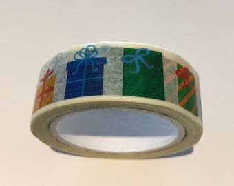 Presents/ Giftbox Washi Tape