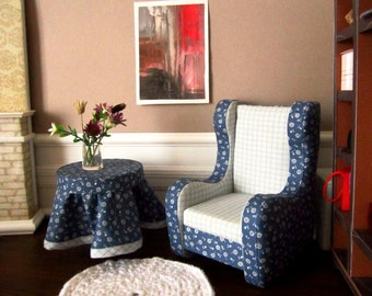 Beautiful Designer Quality Furniture for BARBIE set of 2 ! Great gift idea for your Girls !